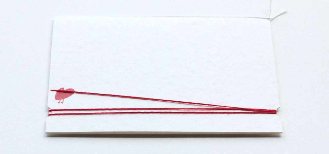 red thread love letter
